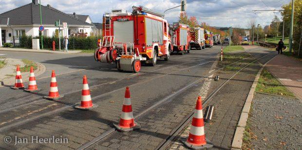 Einsatz 69/2019 – Vehrkersunfall mit eingeklemmter Person