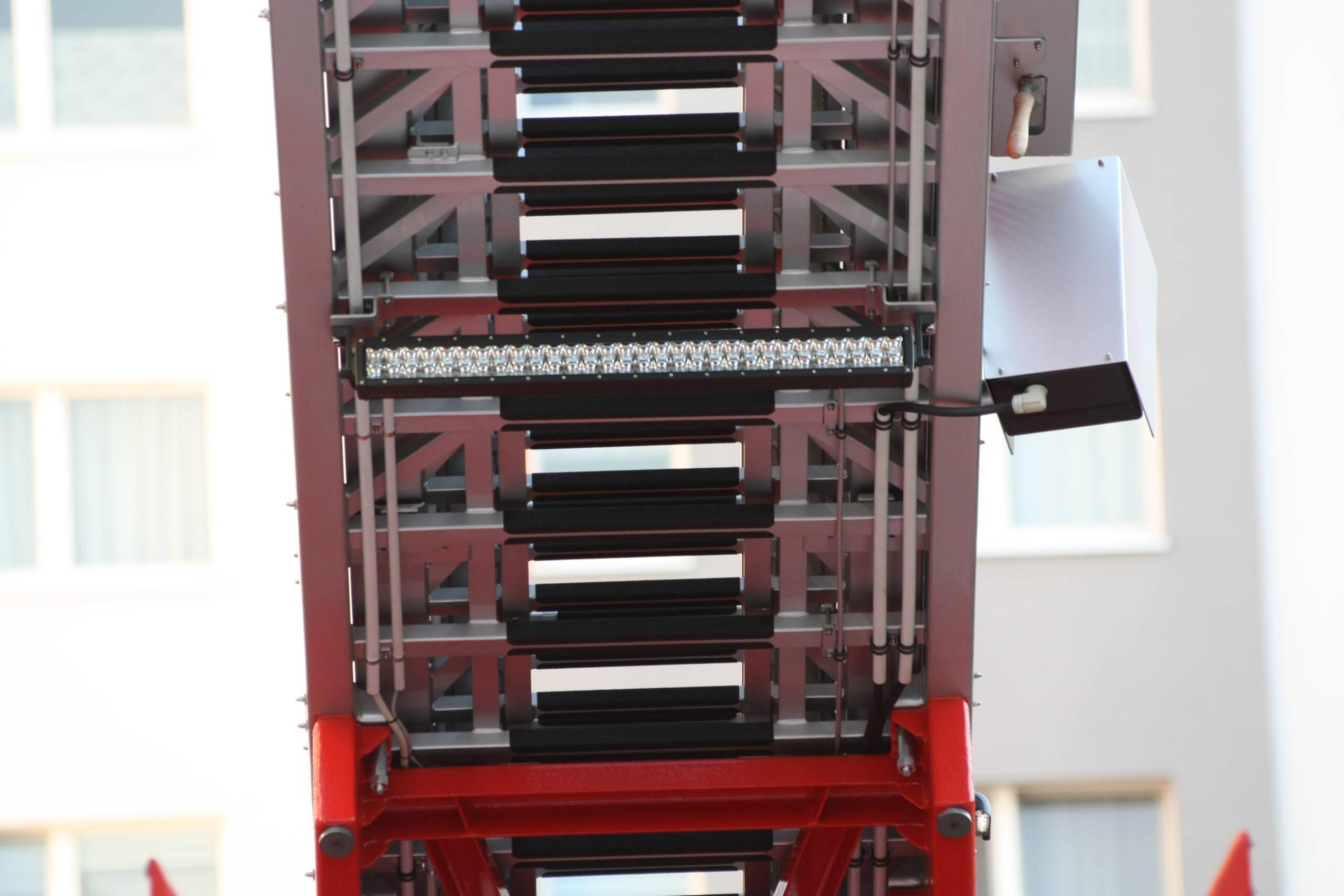 Leiterparkbeleuchtung