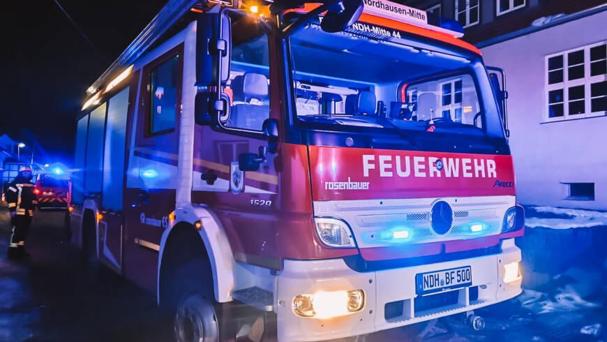 Einsatz 06/2021 – Schornsteinbrand